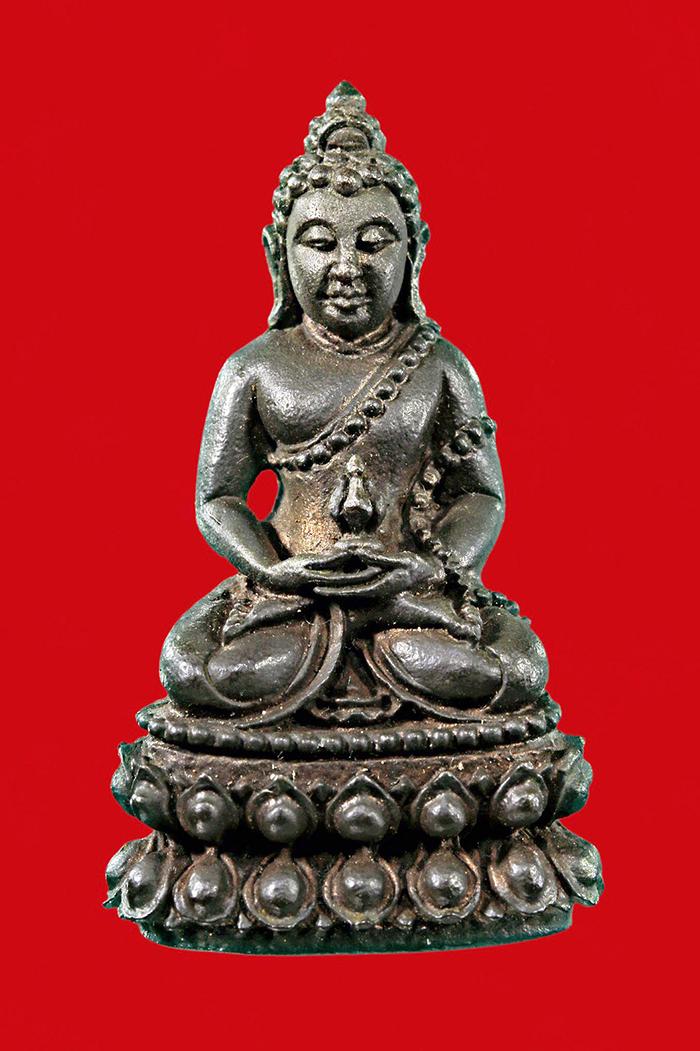 พระกริ่งสุวัฑฒโน รุ่นแรก ของสมเด็จพระญาณสังวร นวะ ปี 2521 สายตรง ของสมเด็จพ (เช่าบูชาไปแล้ว)