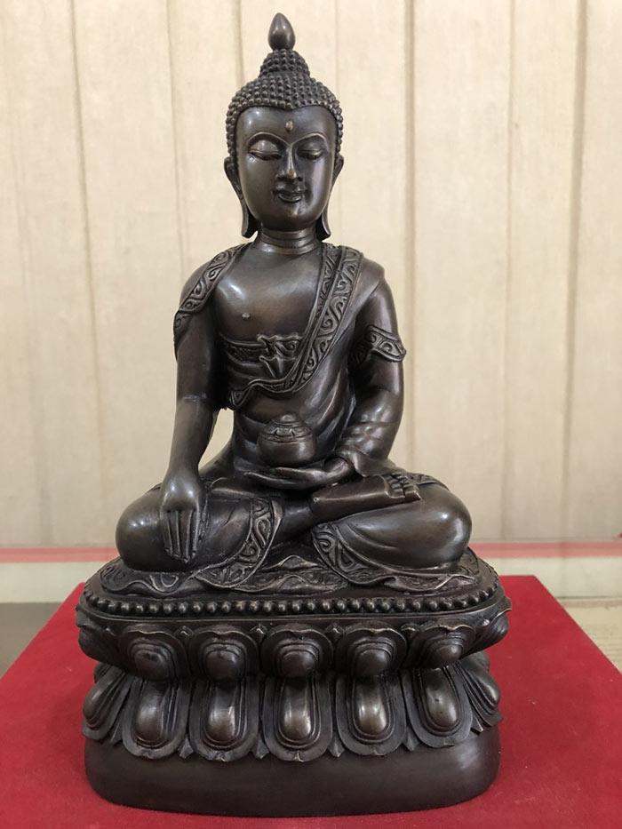 พระบูชาคชวัตร รุ่นฉลองพระชันษา ๑๐๐ ปี รุ่นสุดท้าย สำนักเลขานุการสมเด็จพระสัง(เช่าบูชาไปแล้ว)