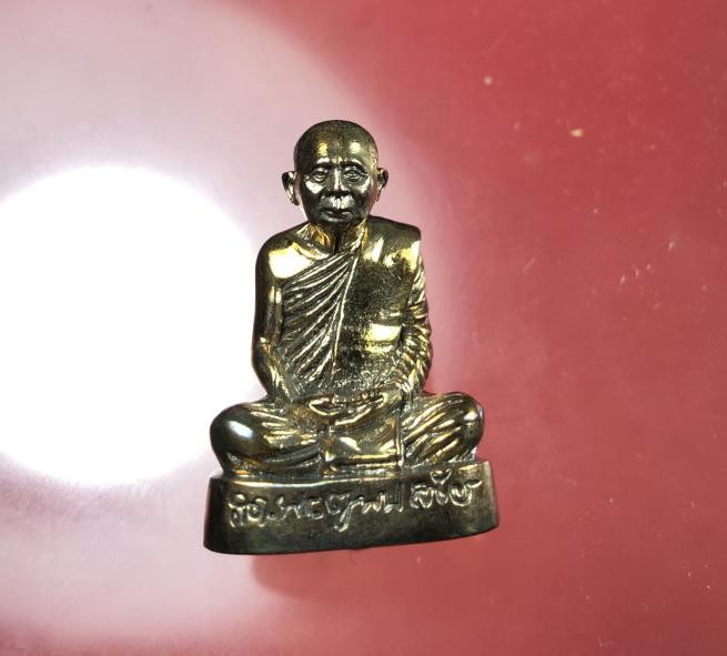 พระรูปเหมือนสมเด็จพระญาณสังวร คชวัตร รุ่นแรก เนื้อนวะ  ฉลอง 90 พรรษา ปี 254  No.1777 กล่องเดิมๆ ครับ