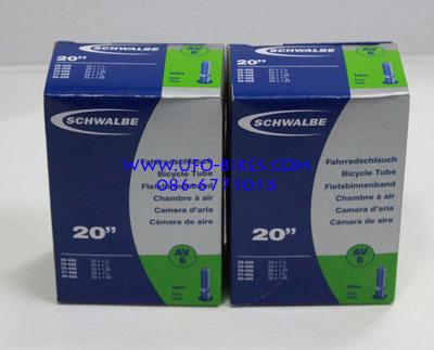 ยางใน SCHWALBE 20x 1.10-1.50