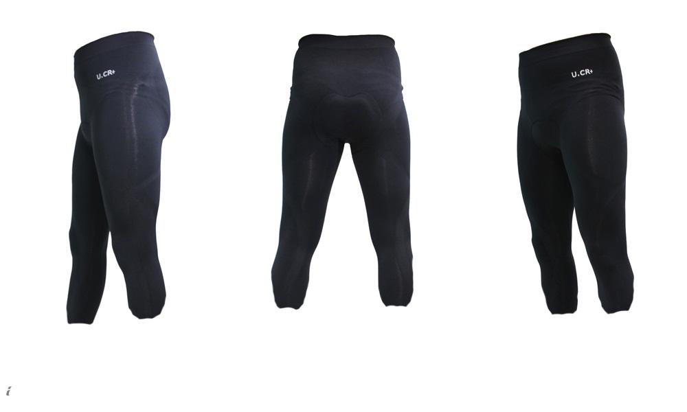 กางเกงขาสามส่วน UCR+ ICR CAFE 7ส่วน