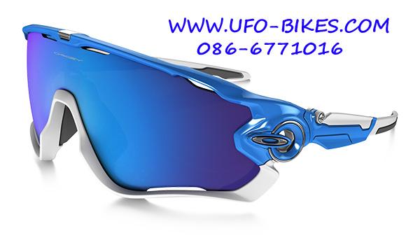 แว่น OAKLEY JAWBREAKER SKY BLUE สีเลนส์ SAPPHIRE IRIDIUM