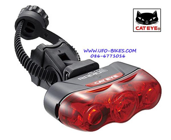 ไฟท้าย CATEYE Auto RAPID 3 TL-AU630