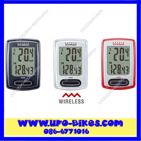 ไมล์ CATEYE  Velo Wireless VT230w รุ่นใหม่