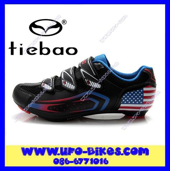 รองเท้า TIEBAO ROAD 2015 รุ่น TB36-B1409-0211 ลาย USA
