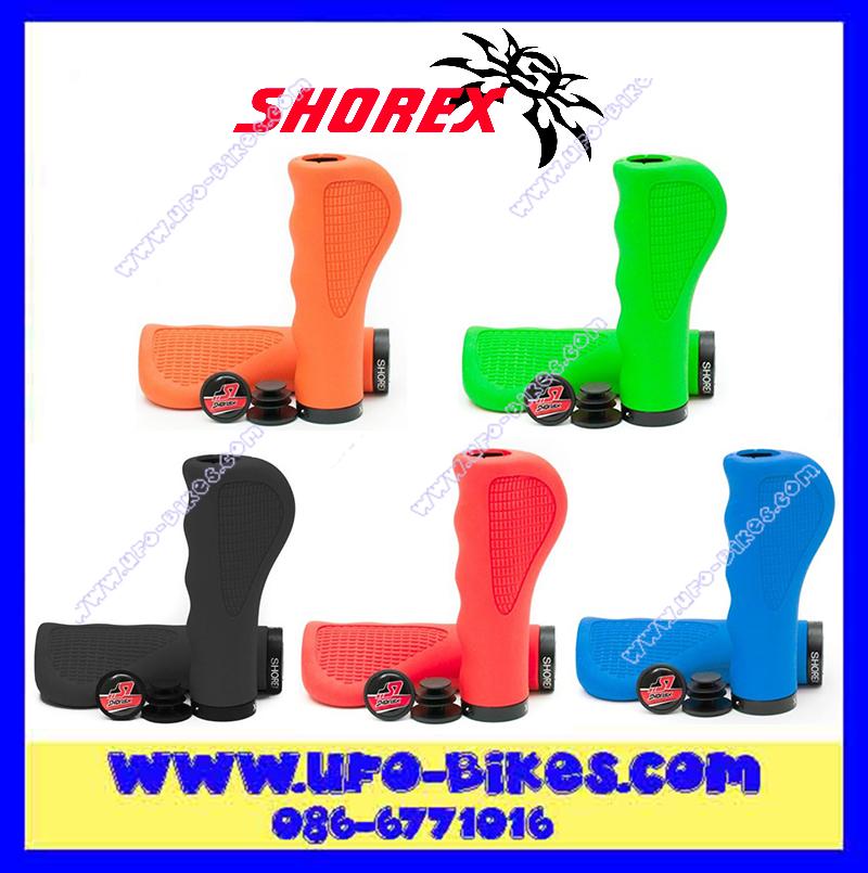 ปลอกแฮนด์ SHOREX รุ่น ISO-002 Prene