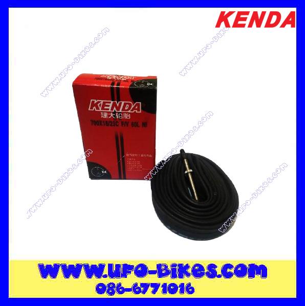 ยางใน KENDA 700*19/23 จุ๊บเล็ก ยาว60