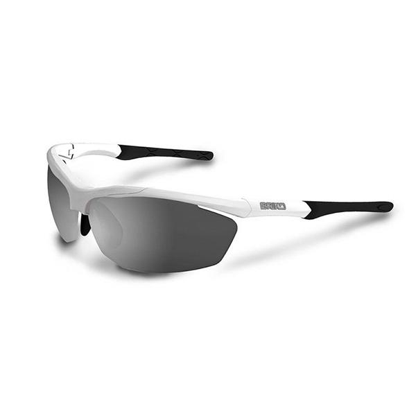 แว่นตา BRIKO รุ่นTRIDENT, สีขาว, เลนส์ NAG