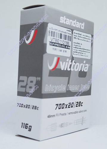 ยางใน Vittoria 700*20-28C 48มม.