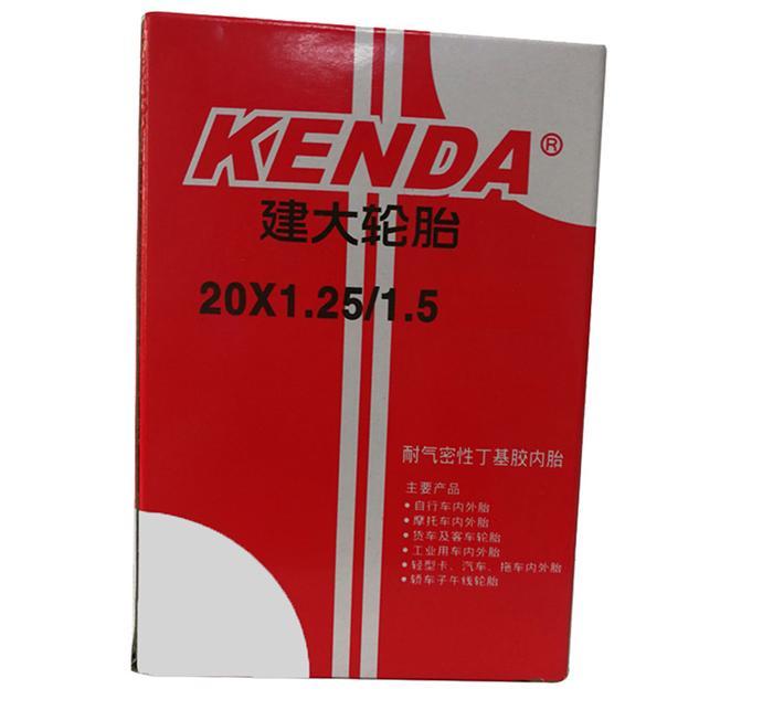 ยางใน KENDA 20*1.25-1.50 [406] จุ๊บใหญ่