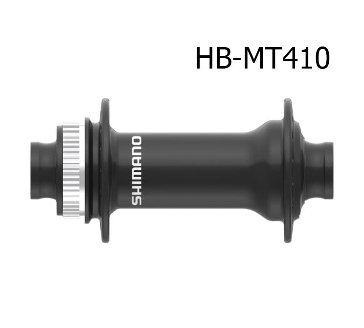 ดุมดิสหน้า DEORE HB-MT410 32รู แกน 15 มม