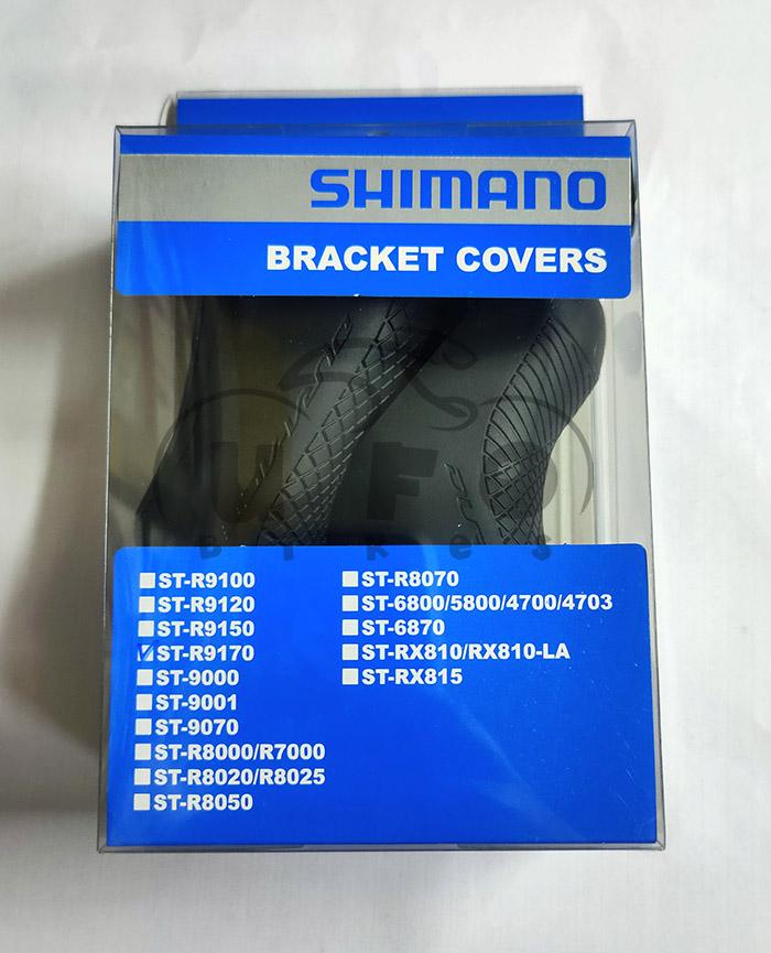 ยางหุ้มมือเกียเสือหมอบ SHIMANO Dura Ace DI2