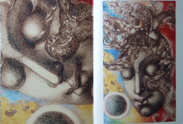 The Drawings of Thawan Duchanee ผลงาน อ.ถวัลย์ ดัชนี 2