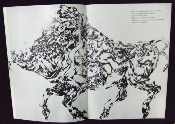 Forms Of Man : Thawan Duchanee (1974) รวมผลงาน อ.ถวัลย์ ดัชนี เมื่อ 44 ปีก่อน 5