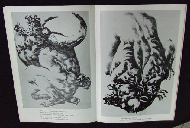 Forms Of Man : Thawan Duchanee (1974) รวมผลงาน อ.ถวัลย์ ดัชนี เมื่อ 44 ปีก่อน 7