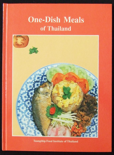 One-Dish Meals of Thailand