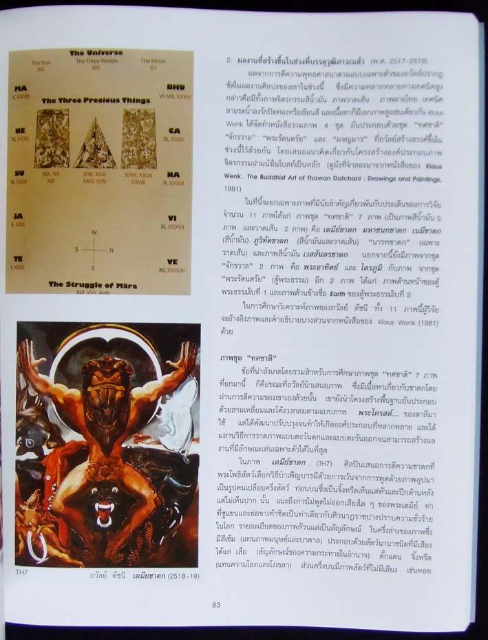 จิตรกรรมและวรรณกรรมแนว เซอร์เรียลิสต์ ในประเทศไทย พ.ศ.2507 - 2527 8
