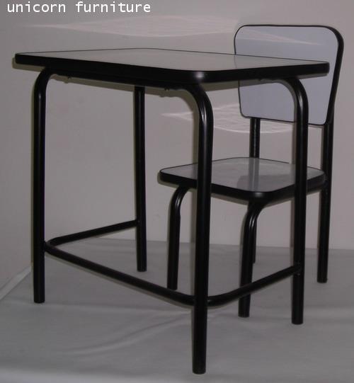 """ชุดโต๊ะพร้อมเก้าอี้ """"อนุบาลเดี่ยว"""""""