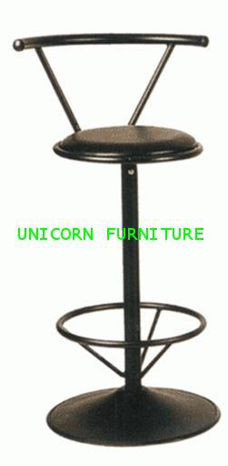 เก้าอี้บาร์มีพนักพิง รุ่น UN-150