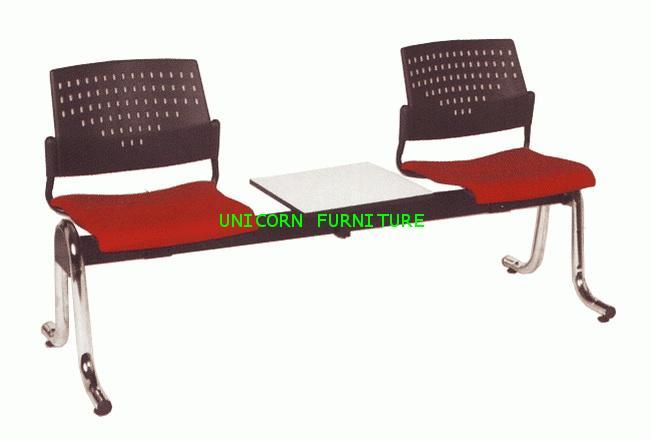 เก้าอี้พักคอย เก้าอี้แถว รุ่น UN-623 แบบ 2 ที่นั่ง