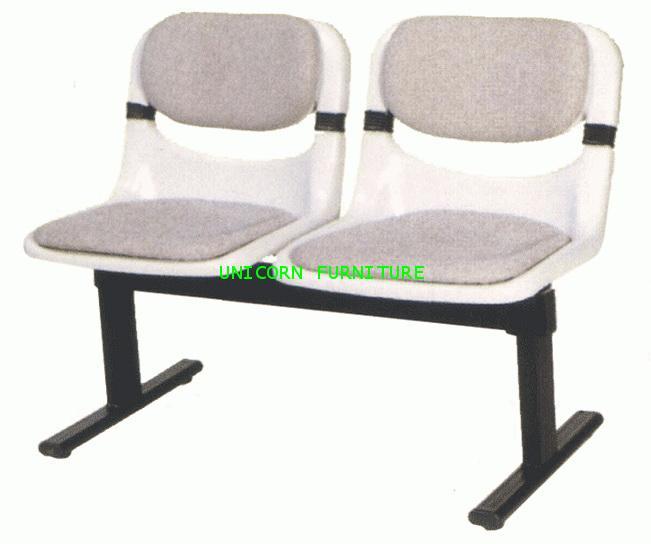 เก้าอี้พักคอย เก้าอี้แถว รุ่น UN-101 แบบ 2 ,3 , 4 ที่นั่ง