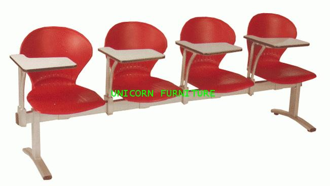 เก้าอี้เลคเชอร์ แบบแถว รุ่น UN-677