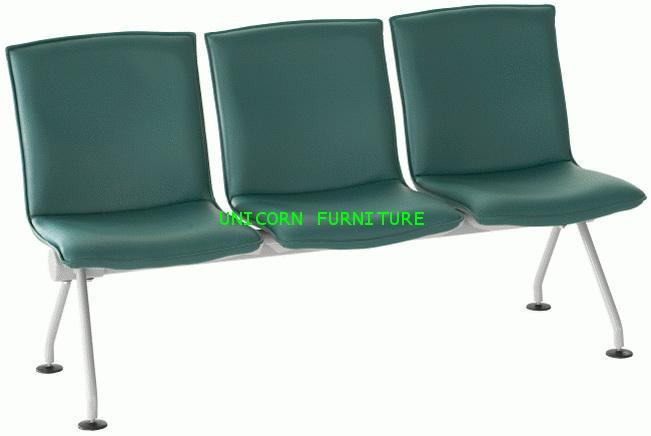 เก้าอี้พักคอย เก้าอี้แถว รุ่น UN-774 แบบ 2 ,3 , 4 ที่นั่ง