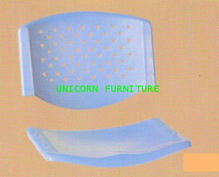 เปลือก เก้าอี้โพลี รุ่น UN-688