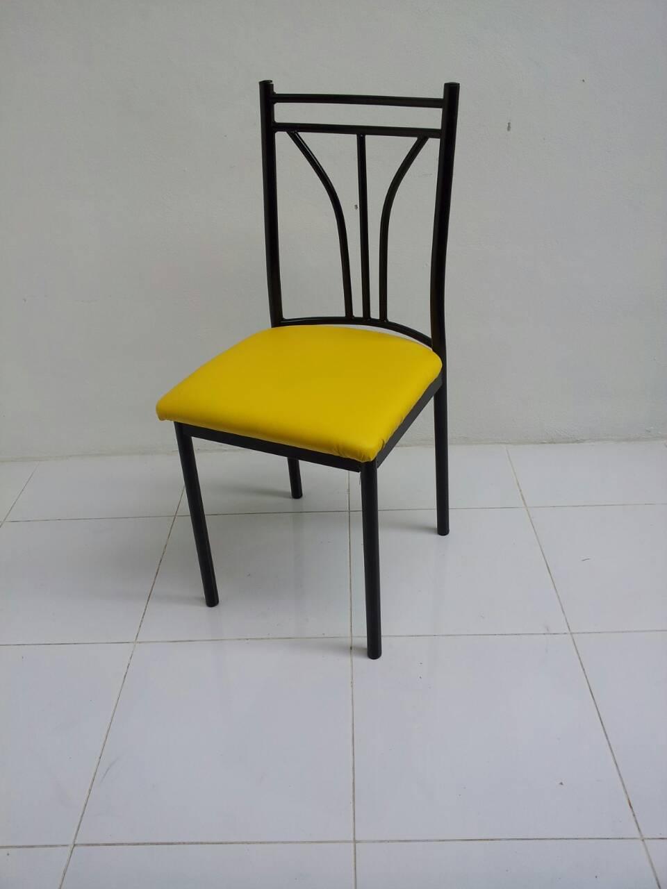 เก้าอี้อาหาร โครงเหล็ก รุ่น จอร์เจียร์
