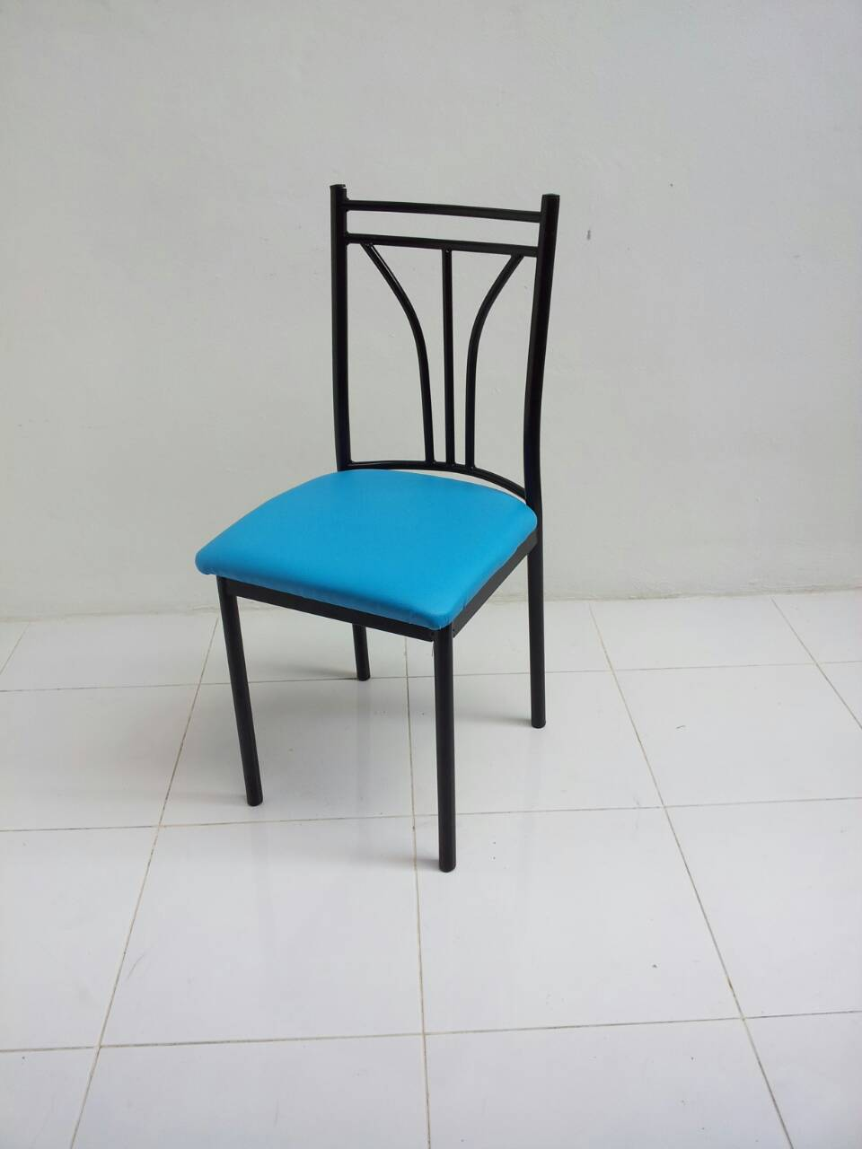 เก้าอี้อาหาร โครงเหล็ก รุ่น จอร์เจียร์ 1