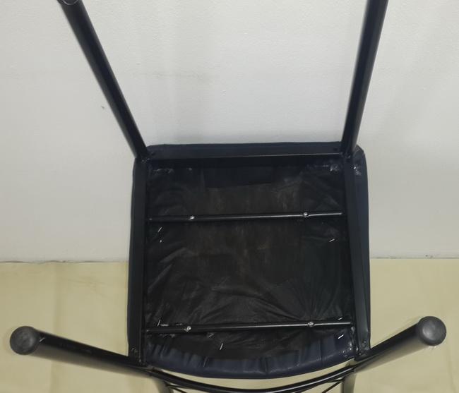 เก้าอี้อาหาร โครงเหล็ก รุ่น จอร์เจียร์ 2