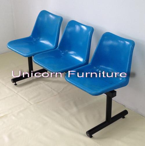เก้าอี้แถว รุ่น CLF-814 ชนิด 2ที่นั่ง 3ที่นั่ง 4ที่นั่ง 5ที่นั่ง 1