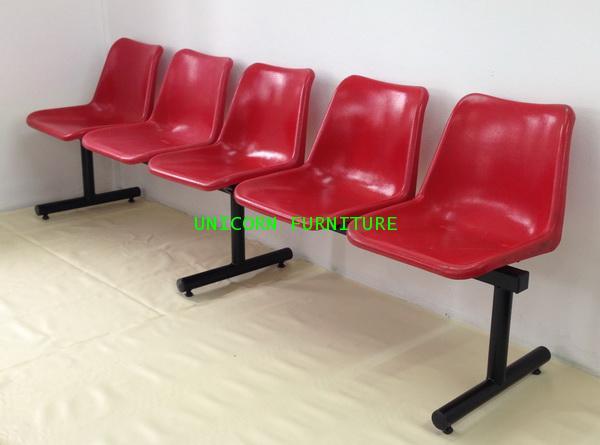 เก้าอี้แถว รุ่น CLF-814 ชนิด 2ที่นั่ง 3ที่นั่ง 4ที่นั่ง 5ที่นั่ง 2