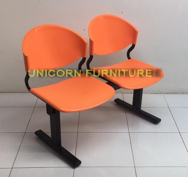 เก้าอี้แถว แป๊ปขารูปไข่ รุ่น CLF-714-2