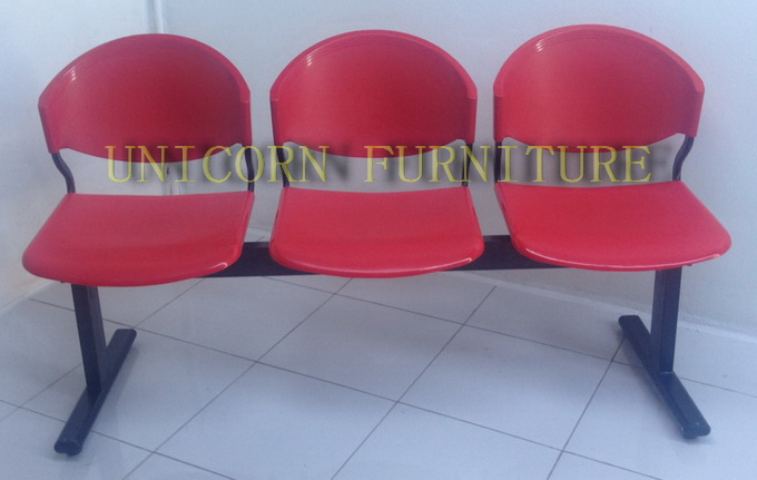 เก้าอี้แถว แป๊ปขารูปไข่ รุ่น CLF-714-2 3