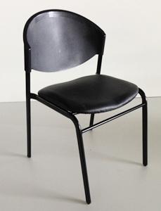 เก้าอี้โพลีเบาะนวม รุ่น CP-03-PV-C 1