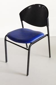 เก้าอี้โพลีเบาะนวม รุ่น CP-03-PV-C 2