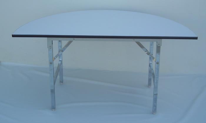 โต๊ะขาพับ โต๊ะประชุม Conference table โต๊ะหน้าขาว แบบเหลี่ยม หนา 19มิล 2