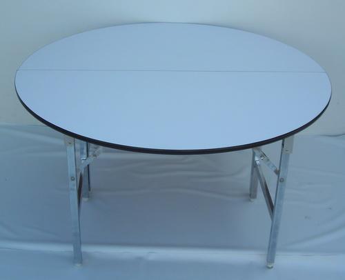 โต๊ะขาพับ โต๊ะประชุม Conference table โต๊ะหน้าขาว แบบเหลี่ยม หนา 25 มิล 6