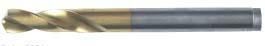 ดอกสว่าน (High Speed Steel Tin Coated Stub Drills Metric Model SWT-125