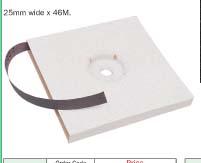 กระดาษทราย economy aluminium oxide cloth coils model SEN-200