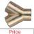 ข้อต่อสามทางเกลียวใน(Female Threaded Y-piece) model PCL-259