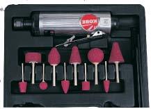 เจียร์ลมคอตรงแบบชุด(die grinder kit) /KBE-270