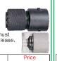 หัวสกัดลม(air hammer chucks)/KBE-280