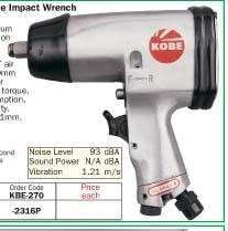 """บล็อกลม(3/4"""" impact wrench)/KBE-270"""