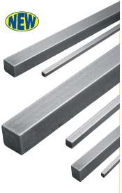 Industrial Key Steel 4x4 mm./KEN-421
