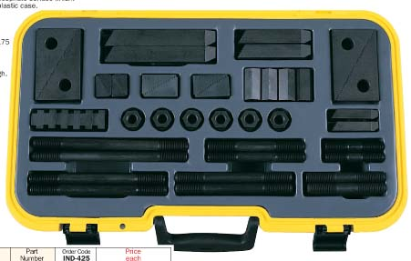 T-Slot Clamping Kits 12 mm M 10 / IND-425