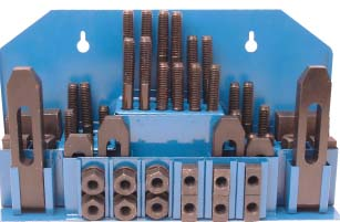 T-Slot Steel Clamping Sets-12x18x14 M10 /ATL-425