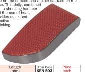Panel Beating Dollies-Grid Dolly/KEN-503