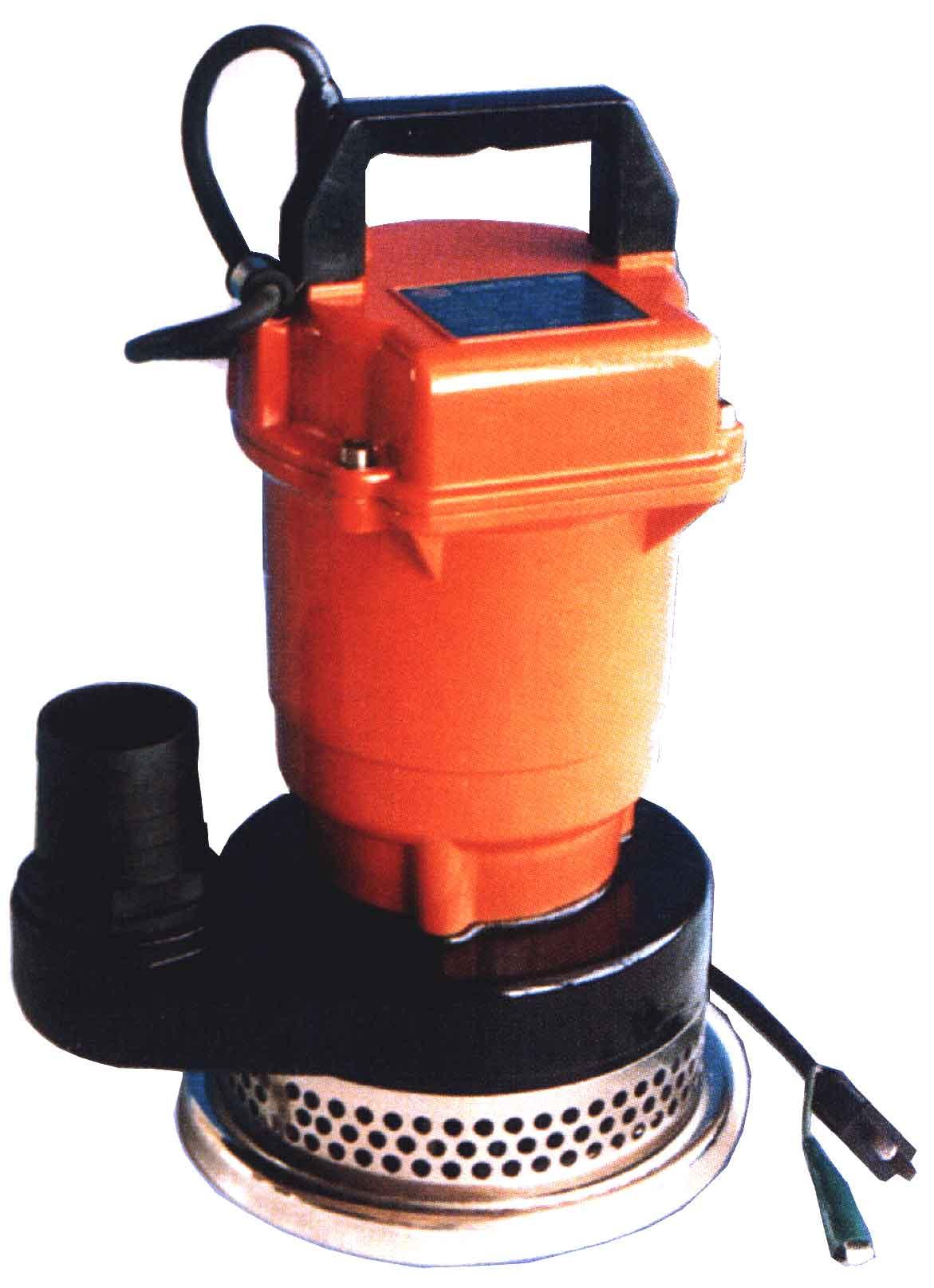ปั้มน้ำ แบบ ปั๊มแช่อลูมิเนียม submersible pump/ZUZ-85